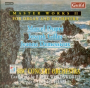 Master Works II for Organ and Orchestra
