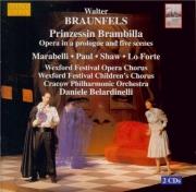 BRAUNFELS - Belardinelli - Prinzessin Brambilla