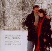 SCHUBERT - Braun - Winterreise (Le voyage d'hiver) (Müller), cycle de mé
