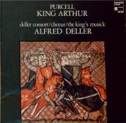PURCELL - Deller - King Arthur : extraits