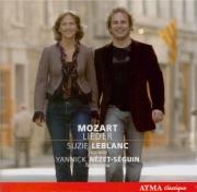 MOZART - LeBlanc - Abendempfindung an Laura, lied pour voix et piano K.5
