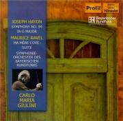 HAYDN - Giulini - Symphonie n°94 en do majeur Hob.I:94 'Surprise'