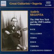 BACH - Segovia - Prélude pour luth seul en do mineur BWV.999 (Vol.2) Vol.2