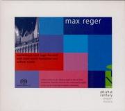REGER - Tanke - Variations et fugue sur un thème original, pour orgue en