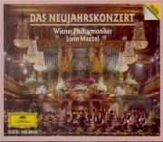 Nouvel An à Vienne (Ouvertures, valses, polkas de J.Strauss)