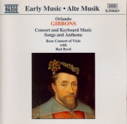 Consort and keyboard music - Songs and anthems