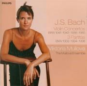 BACH - Mullova - Concerto pour violon en la mineur BWV.1041