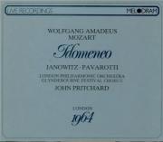 MOZART - Pritchard - Idomeneo, rè di Creta (Idoménée, roi de Crète), opé live London 17.08.1964