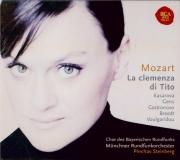 MOZART - Steinberg - La clemenza di Tito (La clémence de Titus), opéra s