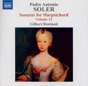 Sonatas for Harpsichord Vol.12