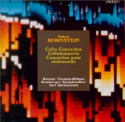 RUBINSTEIN - Thomas-Mifune - Concerto pour violoncelle n°1 op.65