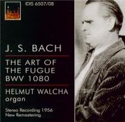 BACH - Walcha - Toccata et fugue pour orgue en ré mineur BWV.565 (attrib