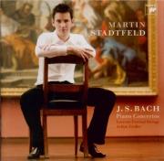 BACH - Stadtfeld - Concerto pour clavecin et cordes n°1 en ré mineur BWV