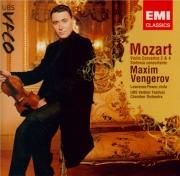 MOZART - Vengerov - Sinfonia concertante pour violon, alto et orchestre