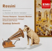 ROSSINI - Gelmetti - Barbier de Séville (Le) : extraits