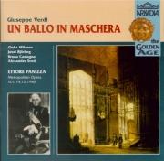 VERDI - Panizza - Un ballo in maschera (Un bal masqué), opéra en trois a live MET 14 - 12 - 1940