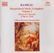 Harpsichord Music (Complete) Vol.1
