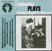 MOZART - Landowska - Concerto pour piano et orchestre n°26 en ré majeur