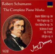 Complete piano works vol.12