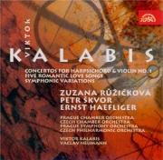 KALABIS - Neumann - Concerto pour clavecin et cordes op.42