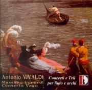 VIVALDI - Lonardi - Concerto pour viole d'amour et lute