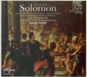 HAENDEL - Reuss - Solomon, oratorio HWV.67