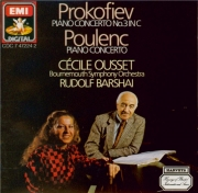 PROKOFIEV - Barshai - Concerto pour piano et orchestre n°3 en do majeur