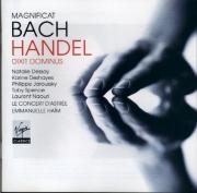 HAENDEL - Haim - Dixit Dominus (Psaume 110), psalm setting pour soprano