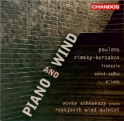 Piano and Wind