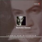 BEETHOVEN - Badura-Skoda - Concerto pour piano n°1 en ut majeur op.15