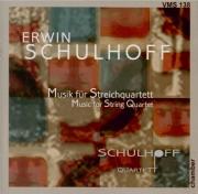 SCHULHOFF - Schulhoff Quart - Quatuor n°2