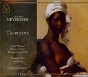 MEYERBEER - Muti - L'africaine (Live, Firenze 1971) Live, Firenze 1971