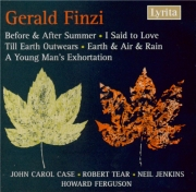 FINZI - Case - Songs