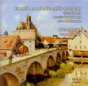 French romantic cello sonatas