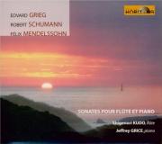 Sonates romantiques pour flûte et piano