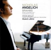 BRAHMS - Angelich - Concerto pour piano et orchestre n°1 en ré mineur op