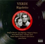 VERDI - Perlea - Rigoletto, opéra en trois actes