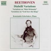 BEETHOVEN - Scherbakov - Variations Diabelli, trente-trois variations po