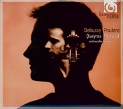 DEBUSSY - Queyras - Sonate pour violoncelle et piano en ré mineur L.135