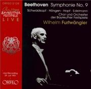 BEETHOVEN - Furtwängler - Symphonie n°9 op.125 'Ode à la joie' live Bayreuth 29 - 7 - 51