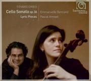GRIEG - Amoyel - Sonate pour violoncelle op.36