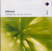 ALBINONI - Scimone - Concerti a cinque op.10