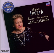 ALBENIZ - De Larrocha - Navarra