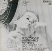 Chefs d'oeuvres français pour harpe