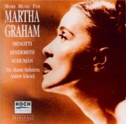 Music for Martha Graham