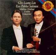 SIBELIUS - Salonen - Concerto pour violon et orchestre op.47