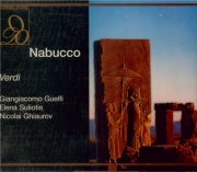 VERDI - Gavazzeni - Nabucco, opéra en quatre actes (Live, Scala 1966) Live, Scala 1966