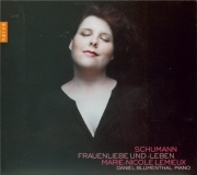 SCHUMANN - Lemieux - Liederkreis (Eichendorff), cycle de douze mélodies