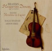 BRAHMS - Shaham - Danses hongroises (arrangement Joachim pour violon)