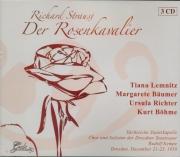 STRAUSS - Kempe - Der Rosenkavalier (Le chevalier à la rose), opéra op.5